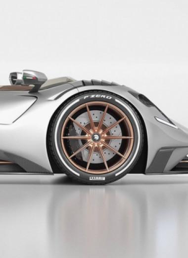 Ares S1 Project Spyder – чистые эмоции от вождения