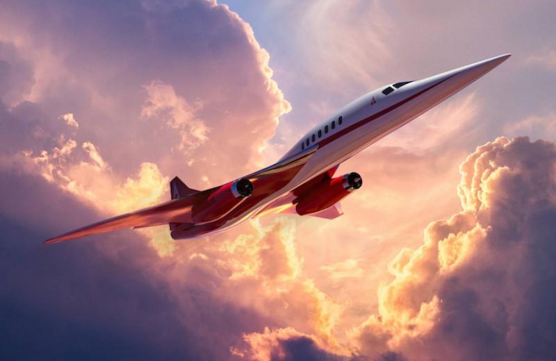 Новый Concorde или Возвращение «блудного» сверхзвука