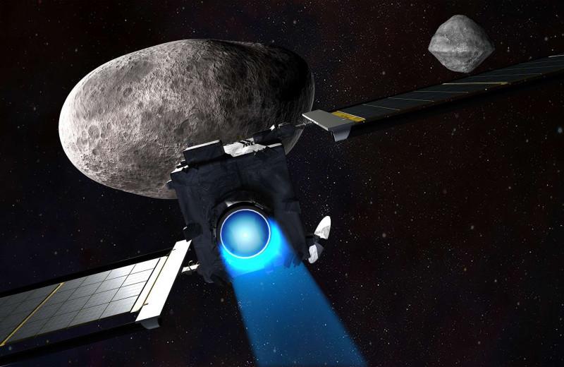 DART –самоубийственная миссия к двойному астероиду