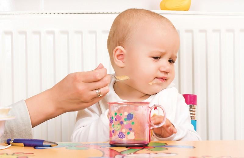 Если ребенок плохо ест...