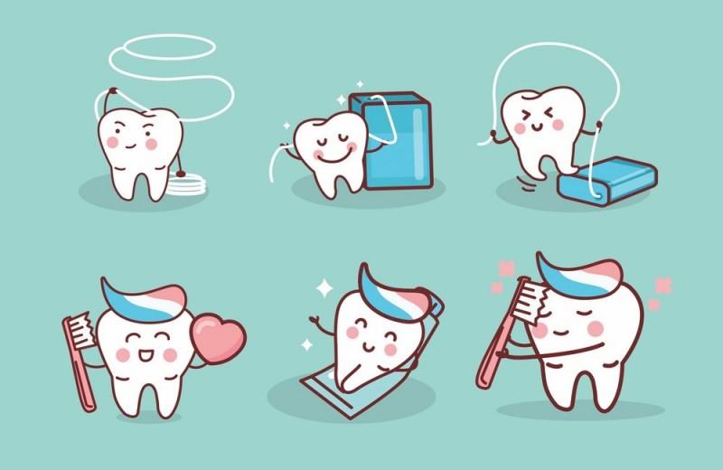 Секрет здоровых зубов