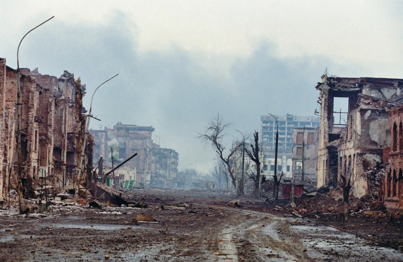 Грозный-2000: не город-герой