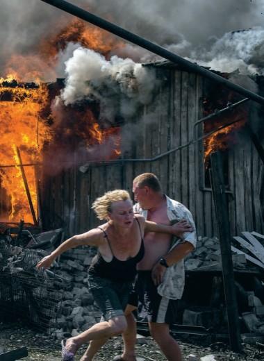 Черные дни Донбасса