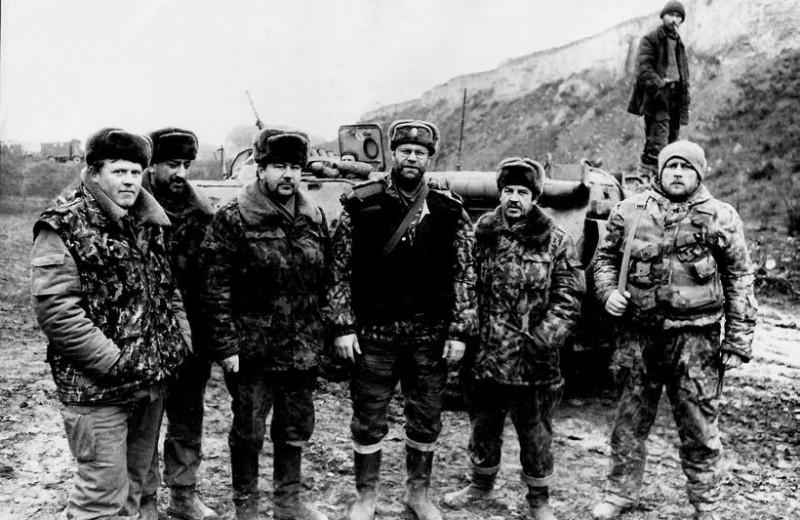 Масхадов, Путин и начало штурма