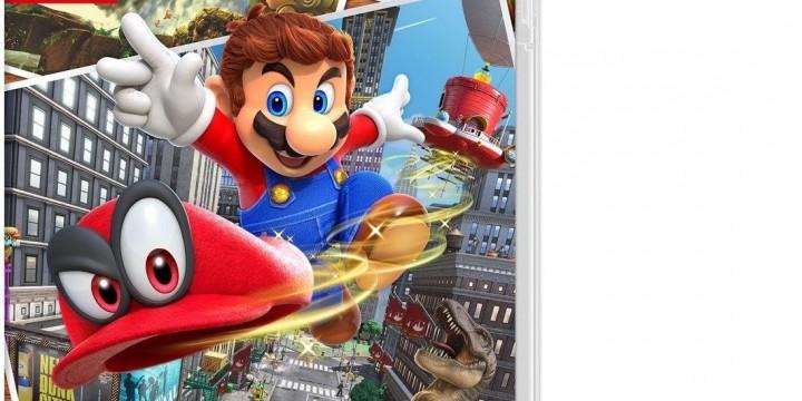 Лучшие видеоигры | Super Mario Odyssey