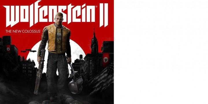 Лучшие видеоигры | Wolfenstein II: The New Colossus