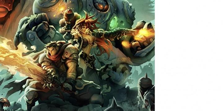 Лучшие видеоигры | Battle Chasers: Nightwar