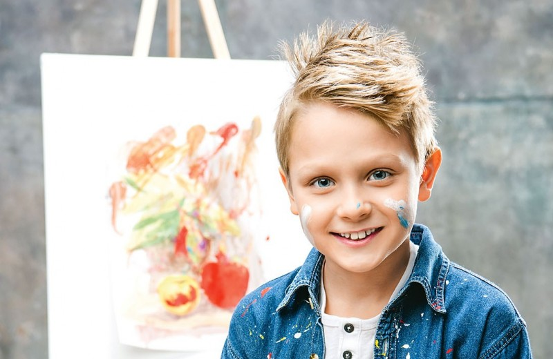 Раскрой талант ребенка