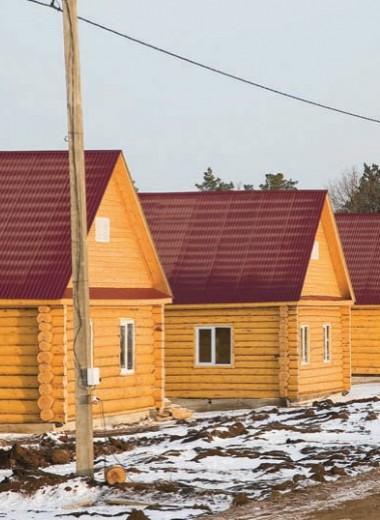 Перезагрузка «деревянной» ипотеки