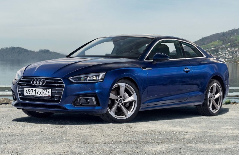 Audi A5: простые вещи