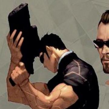 Книги | Искусство Deus Ex Universe