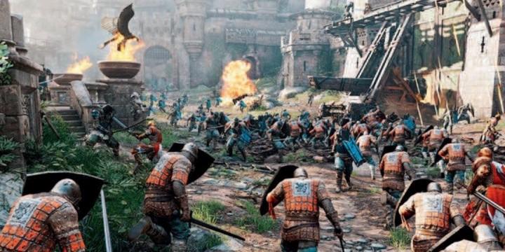 Лучшие видеоигры | For Honor