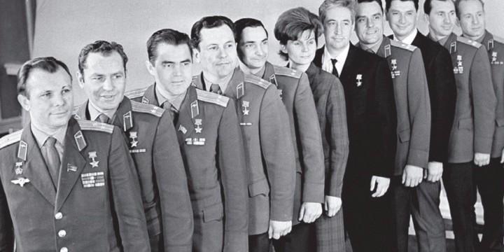 Космос | Они были первыми