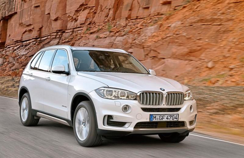 BMW X5: Будьте скромнее