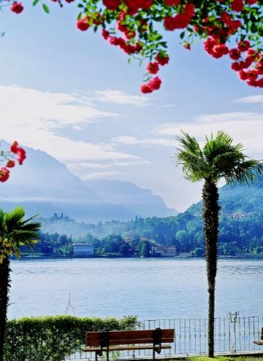 Виллами по воде. Экскурсия на озеро Комо