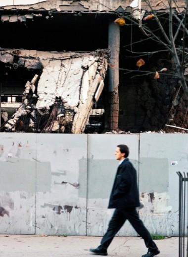 Война и мир, или три встречи с Кустурицей