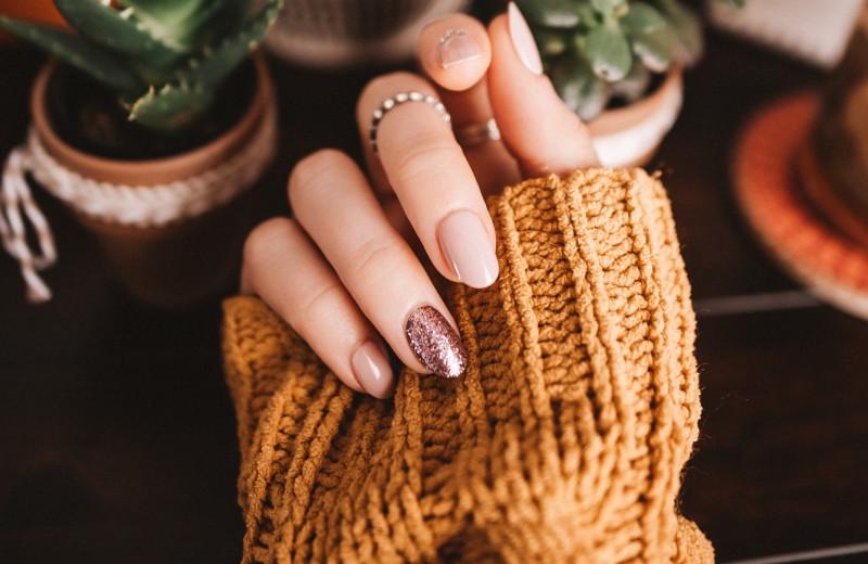 О красе ногтей