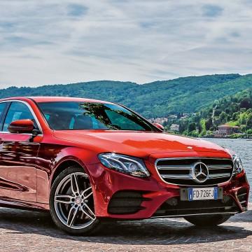 Mercedes-Benz E-Сlass