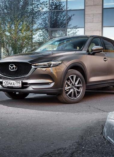 Mazda CX-5: вызывает привыкание