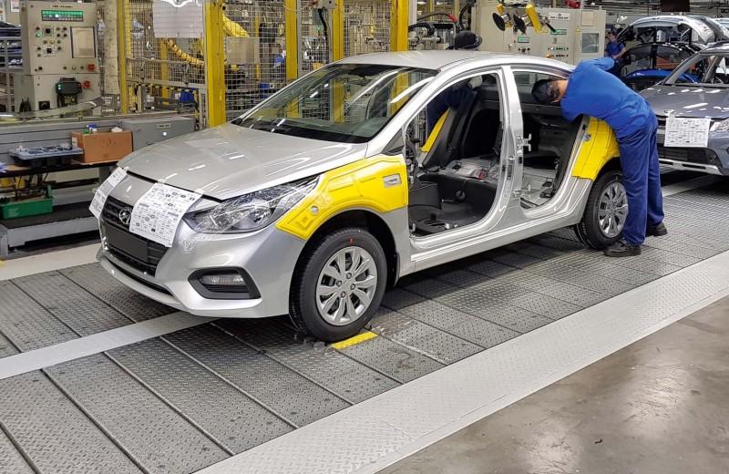 Hyundai Solaris: где и как его делают?