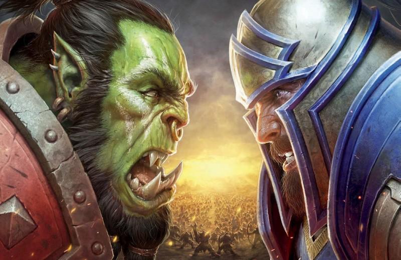 «World of Warcraft: Битва за Азерот»