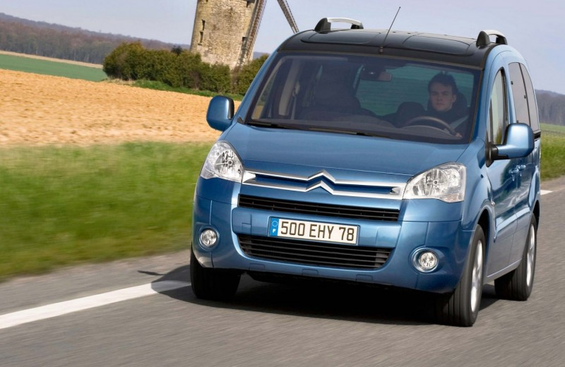 Citroёn Berlingo: вэн поневоле
