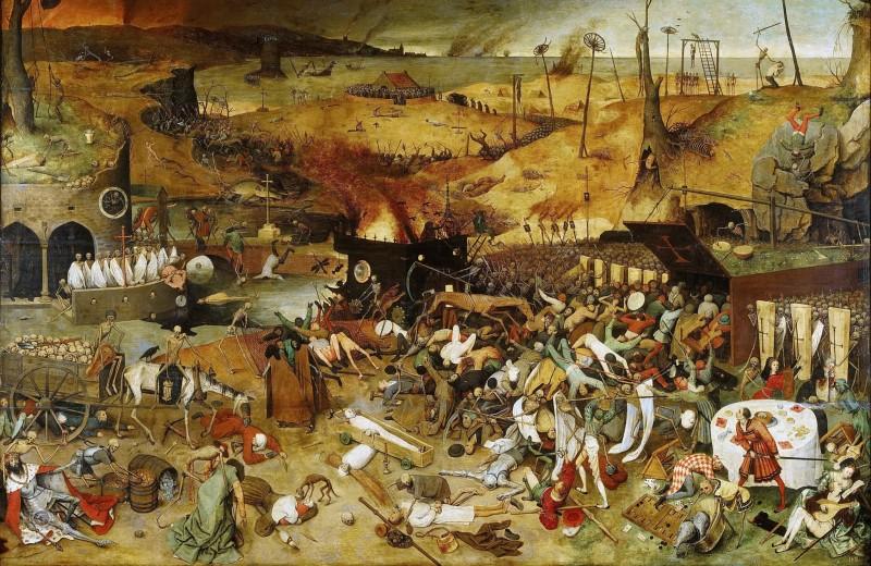 Галлюцинации и «библия для неграмотных»: психология средневекового человека