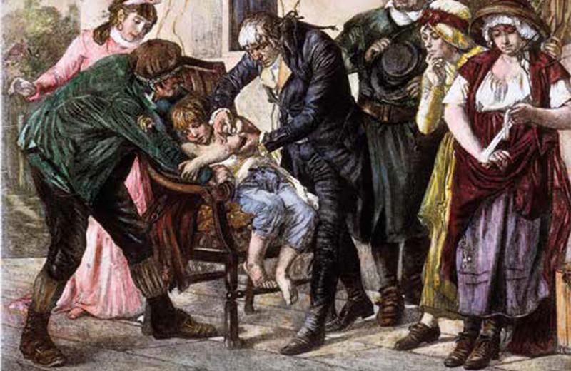 Первые вакцины: восторг и сопротивление