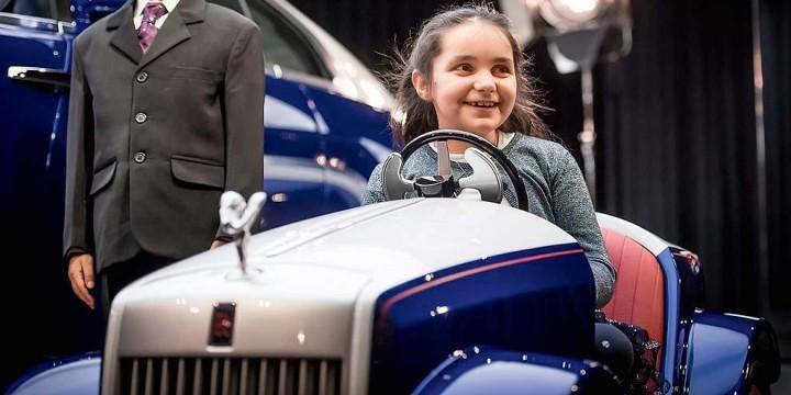 Rolls-Royce для самых маленьких