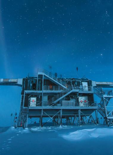 Космические нейтрино высоких энергий рождаются квазарами