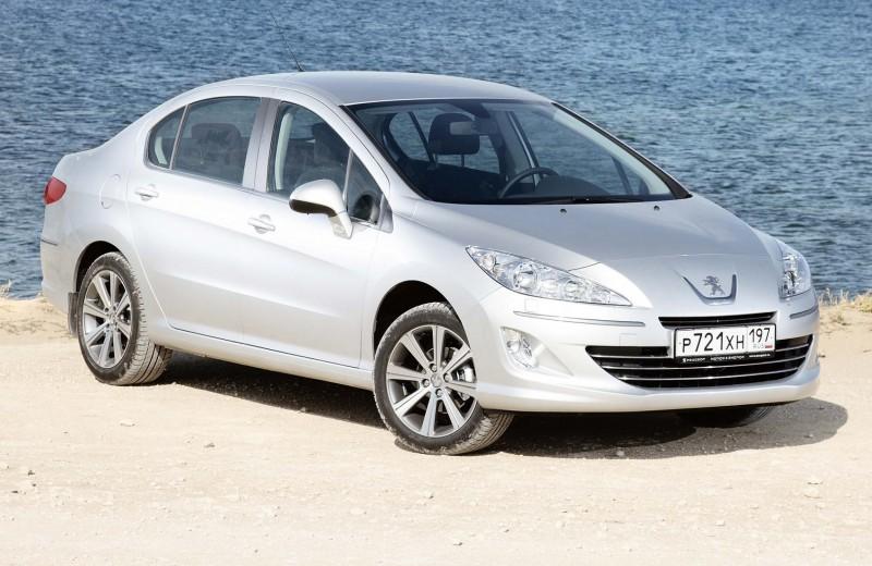 Peugeot 408: берите дизельный