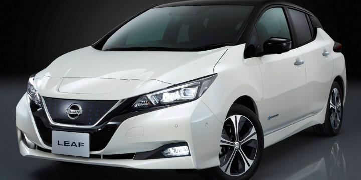 Nissan Leaf II: все лучше