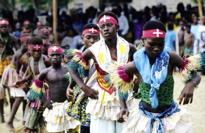 Гана: Хогбецоцо
