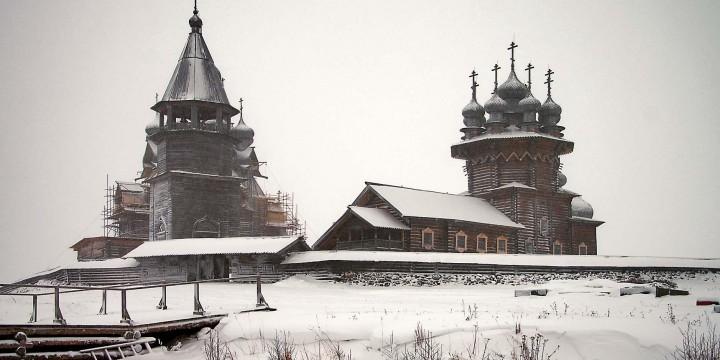 Из Москвы в Карелию и обратно