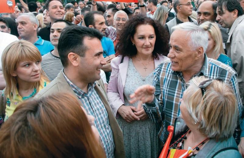 Глава Македонии: Россия — большой друг