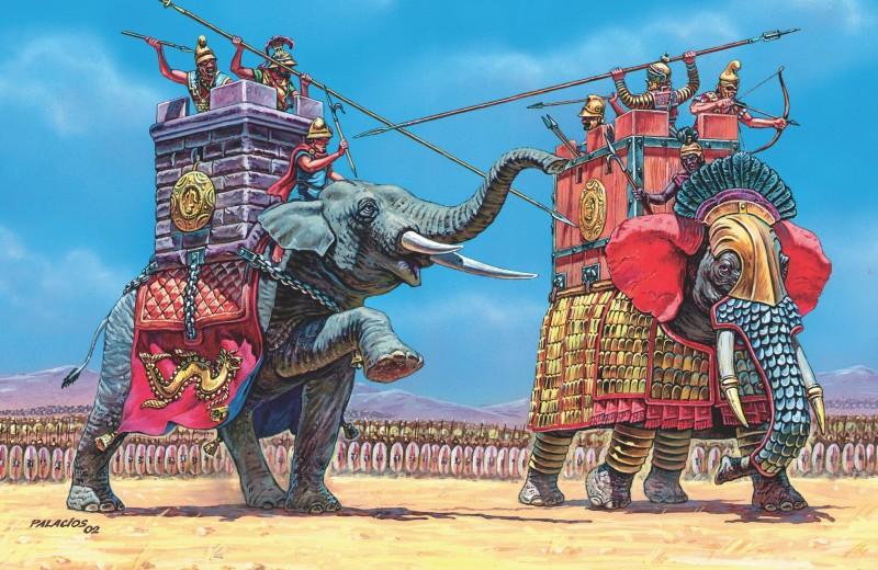 Танк Древнего мира