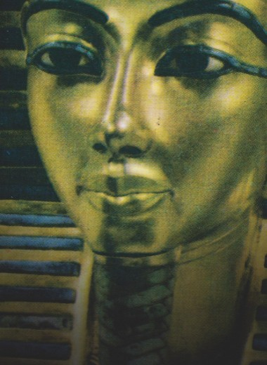 Тутанхамон приехал
