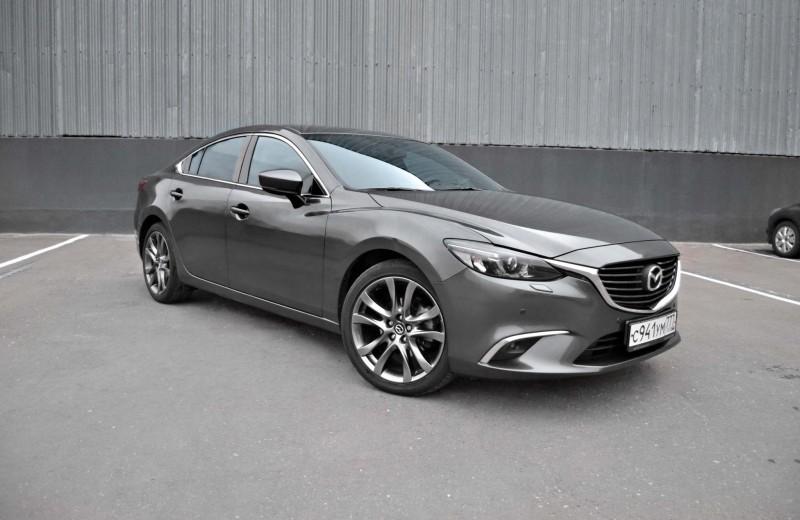 Mazda6: для фанатов и не только