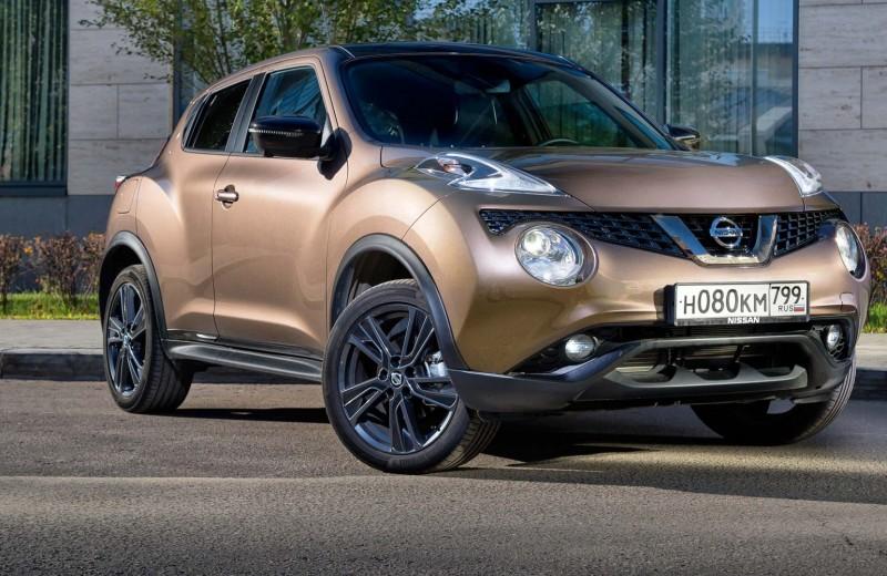 Nissan Juke. Небольшой оригинал