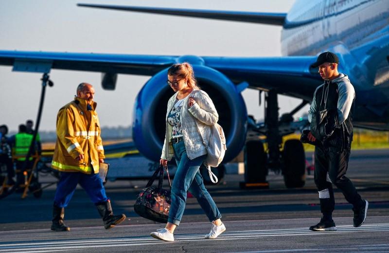 Пунктуальность высокого полета