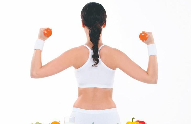 Что есть перед фитнесом?