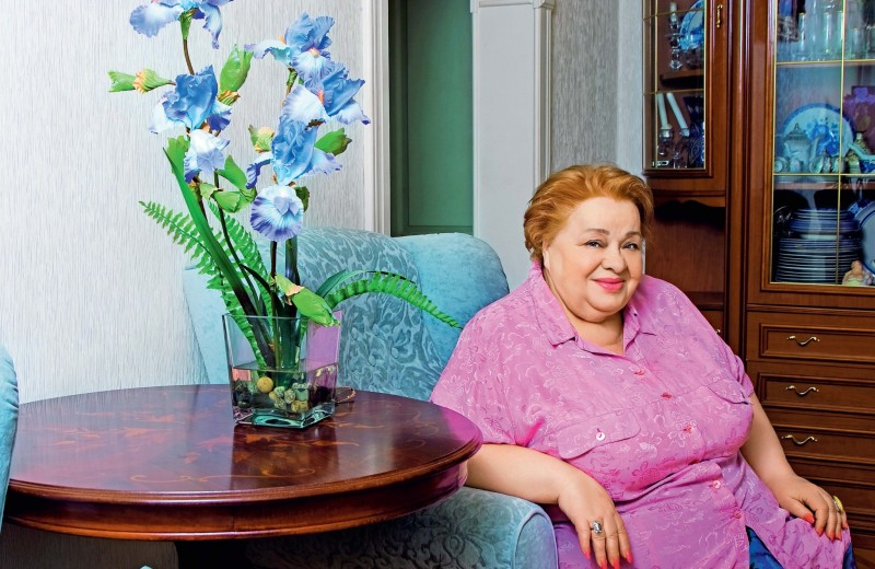 Наталья Крачковская: «У меня был шанс устроить свою личную жизнь, но как-то не получилось...»