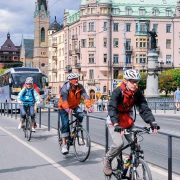 Двухколесный Стокгольм
