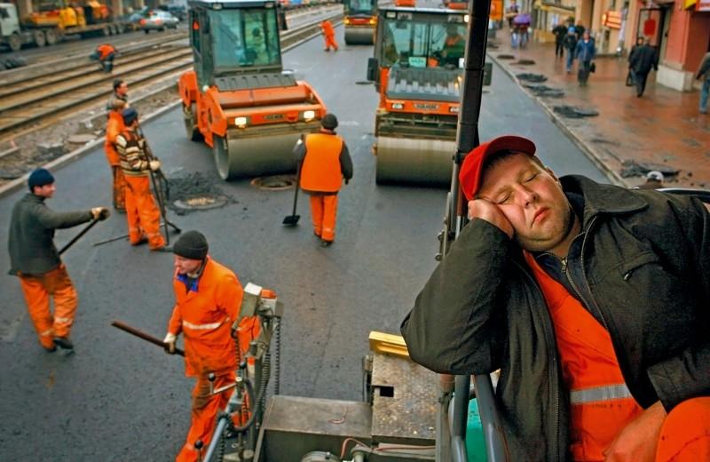 Рынок труда и парадоксов
