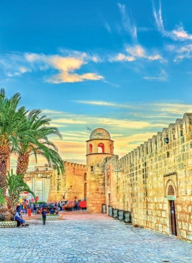 5 причин поехать в Тунис зимой