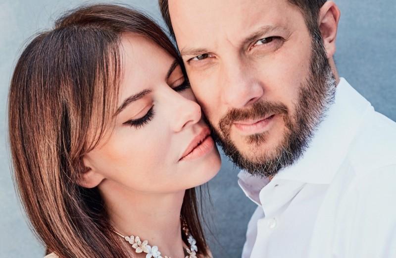 Оксана Лаврентьева и Александр Цыпкин: «Мы встретились и больше не расставались»