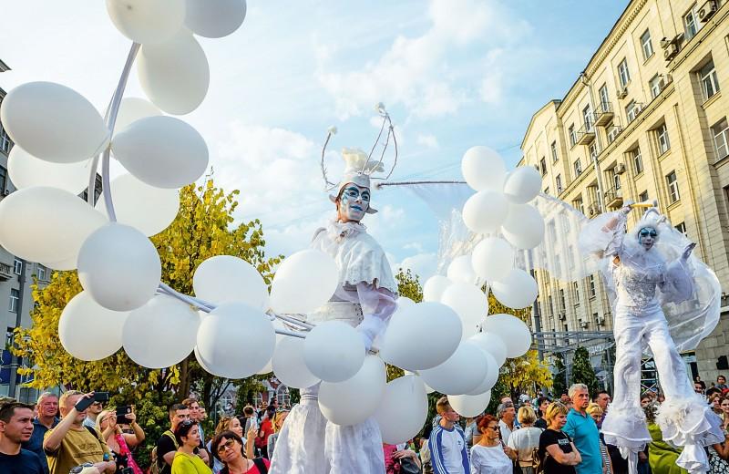 5 фестивалей сентября