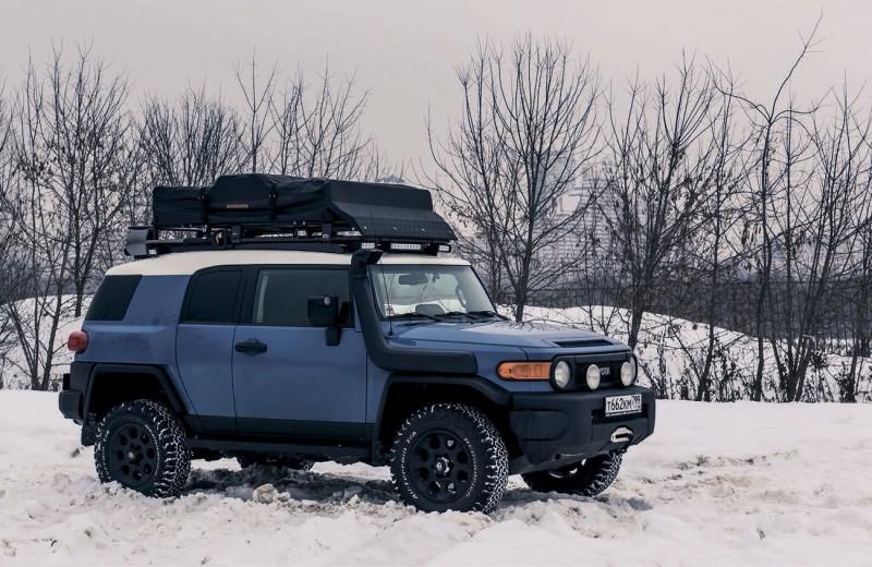Toyota-путешественница
