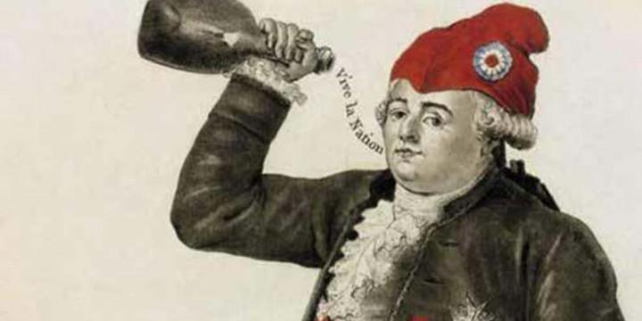 Красный колпак Людовика XVI