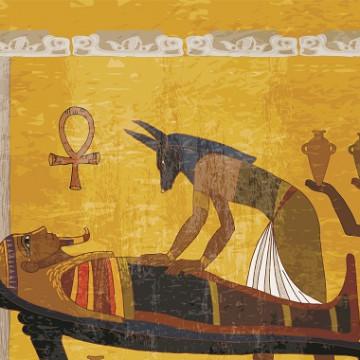 Саркофаги из Древнего Египта